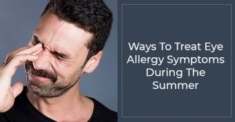 Ways To Treat Eye Allergy Symptoms During The Summer