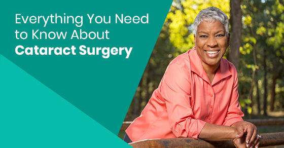 what is cataract surgery